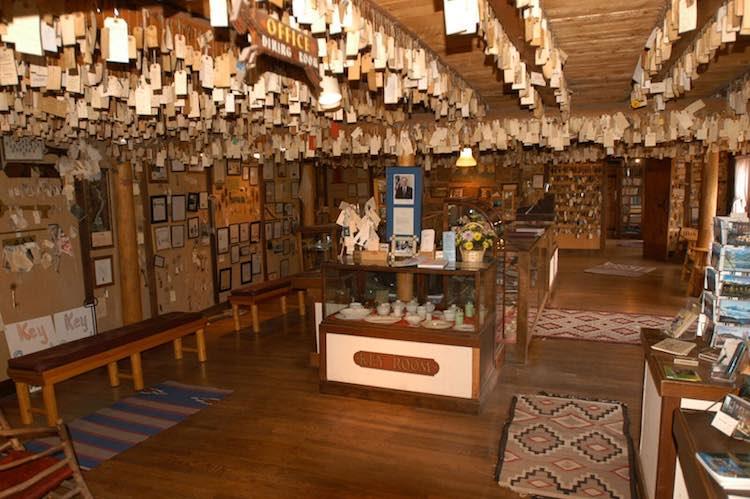 Baldpate Inn Key Museum