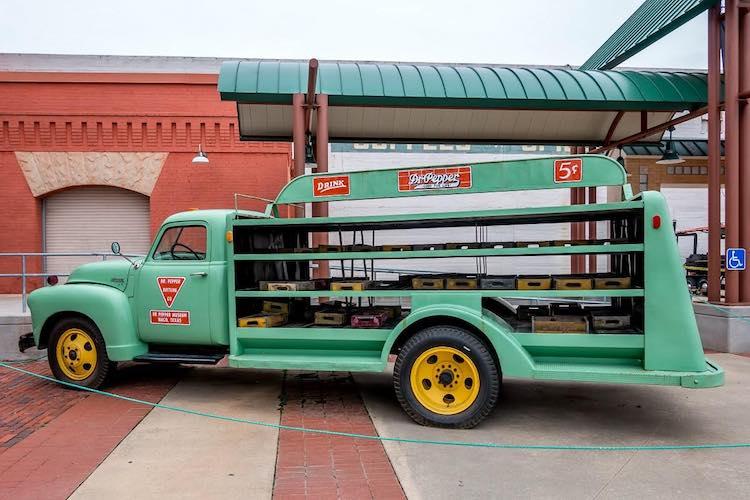 Dr. Pepper Museum, Waco, Texas