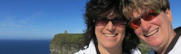 Great Travel Couples: Diana Laskaris and Sue Reddel, Food Travelist
