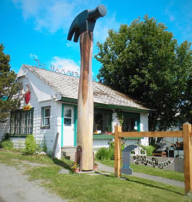 Hammer Museum, Haines, Alaska