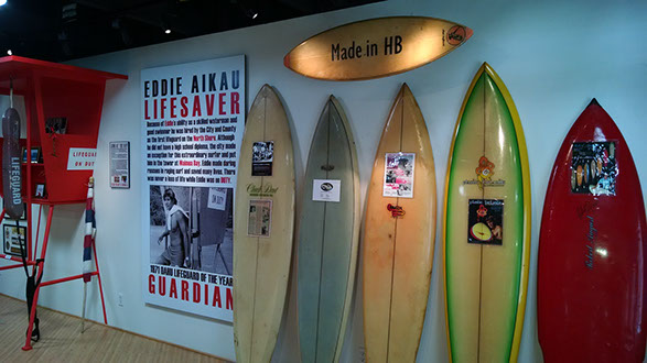 International Surfing Museum, Huntington Beach, California