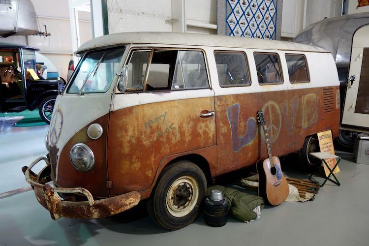 Jack Sisemore RV Museum, Lubbock, Texas