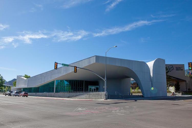 museums in western US: Southern Utah Museum of Art