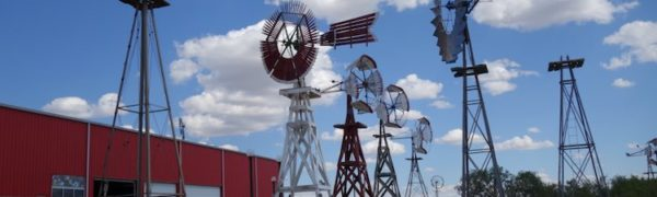 American Wind Power Center, Windmill Museum, Lubbock, Texas