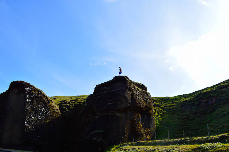 Iceland photos Fjaðrárgljúfur