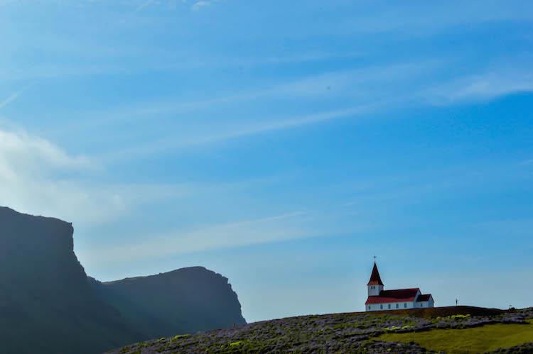 iceland photo vik