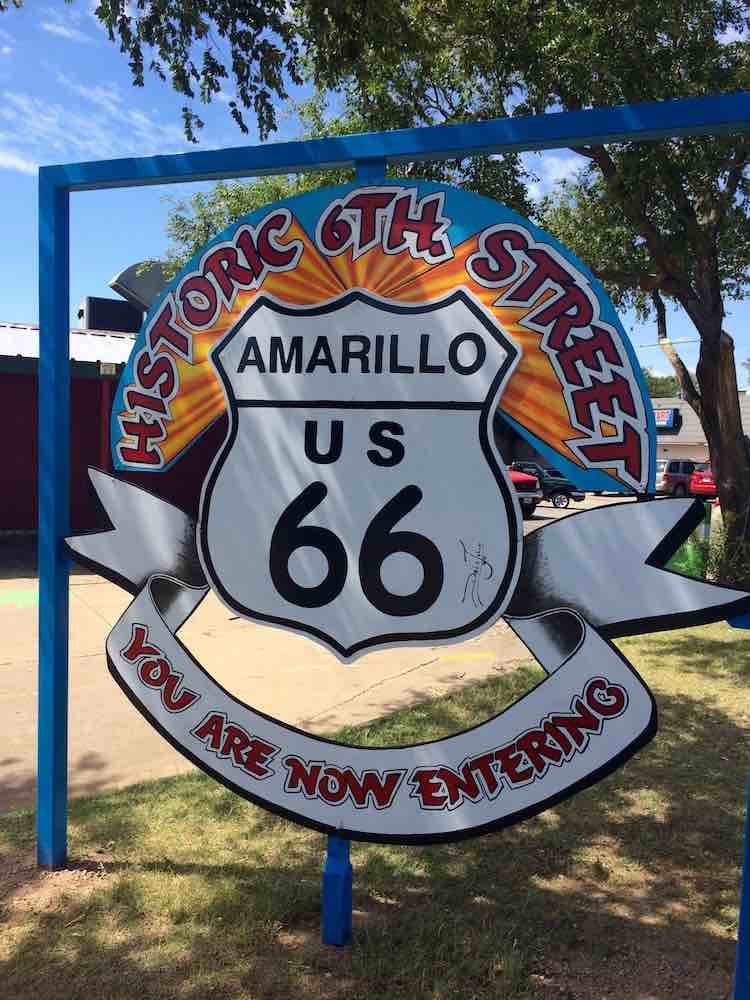 things to do in Amarillo: Route 66