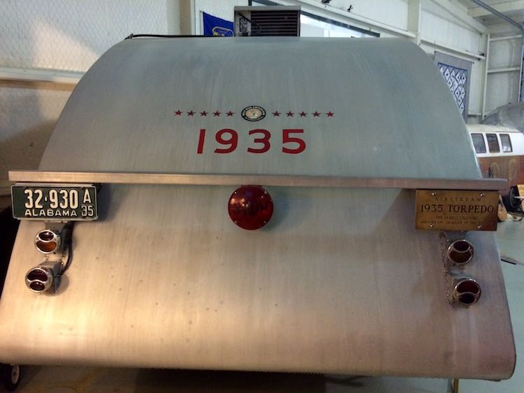 things to do in Amarillo: Sizemore's RV Museum. 1935 Airstream