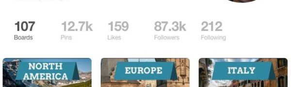 Favorite Travel Pinterest Accounts: Gary Arndt