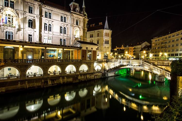 Inspiring Places to Visit in 2017: Ljubljana Slovenia. Photo credit: Greg Snell, Travel Dudes