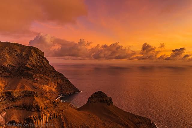 Inspiring Places to Visit in 2017: St. Helena. Photo credit: Iain Mallory