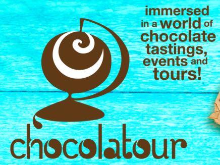 food travel bloggers to follow: Chocolatour, Doreen Pendgracs