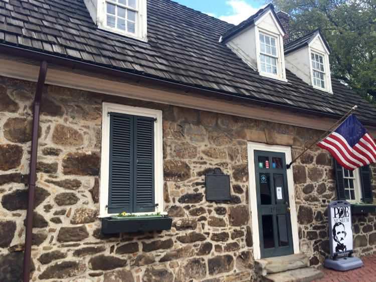things to do in Richmond Virginia: Edgar Allan Poe Museum