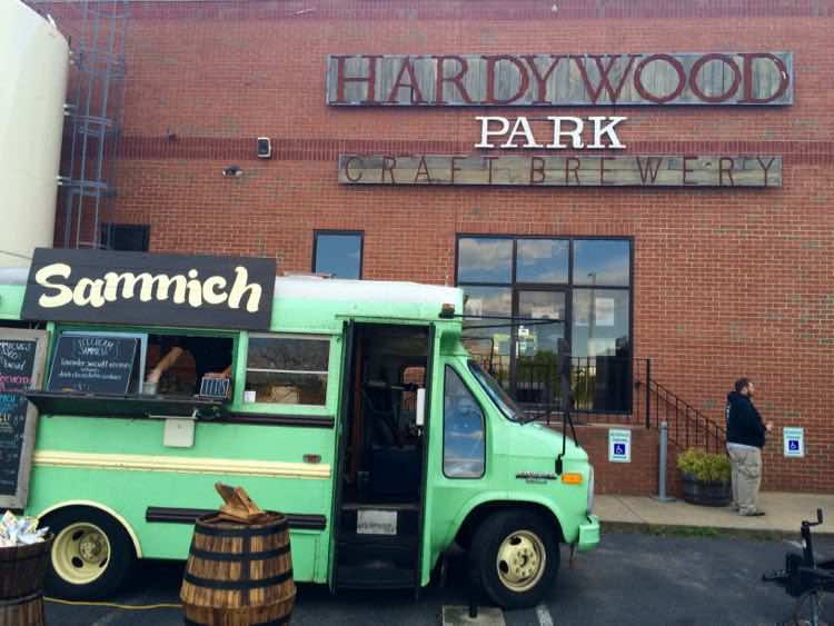 things to do in Richmond Virginia: Hardywood