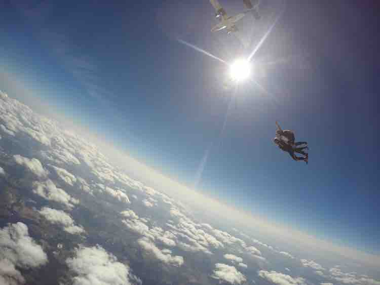 great travel experiences: Skydive Delmarva