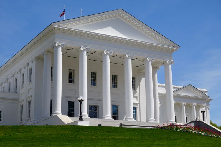 things to do in Richmond, Virginia: Virginia State Capitol