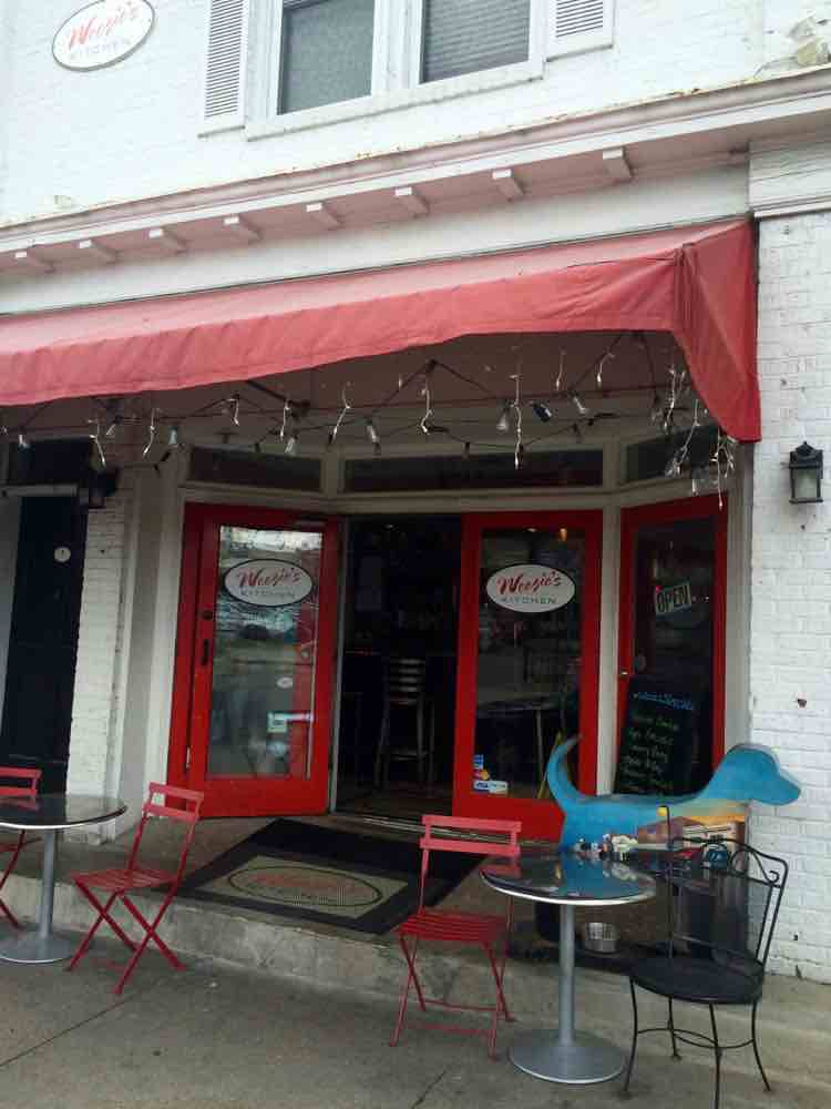 things to do in Richmond Virginia: Weezie's Kitchen