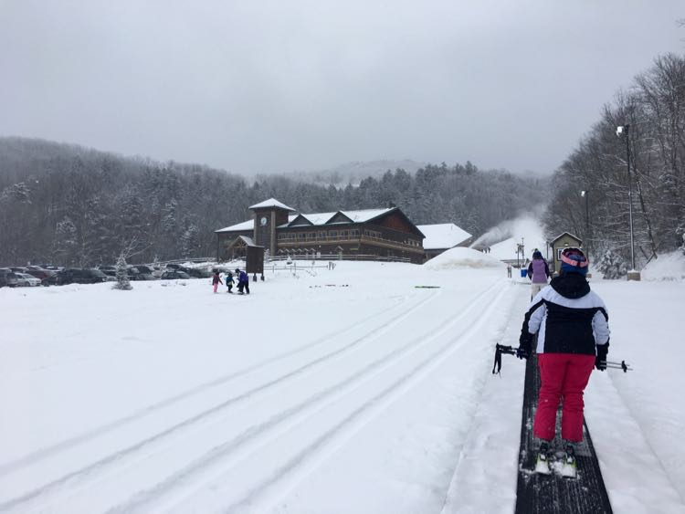 McCool Travel: keep your new year's resolutions at Canaan Valley Resort