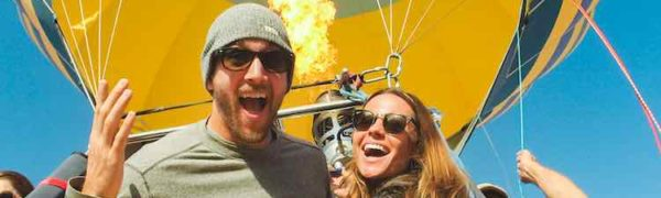 Great Travel Couples: Scott and Collete Stohler, Roamaroo