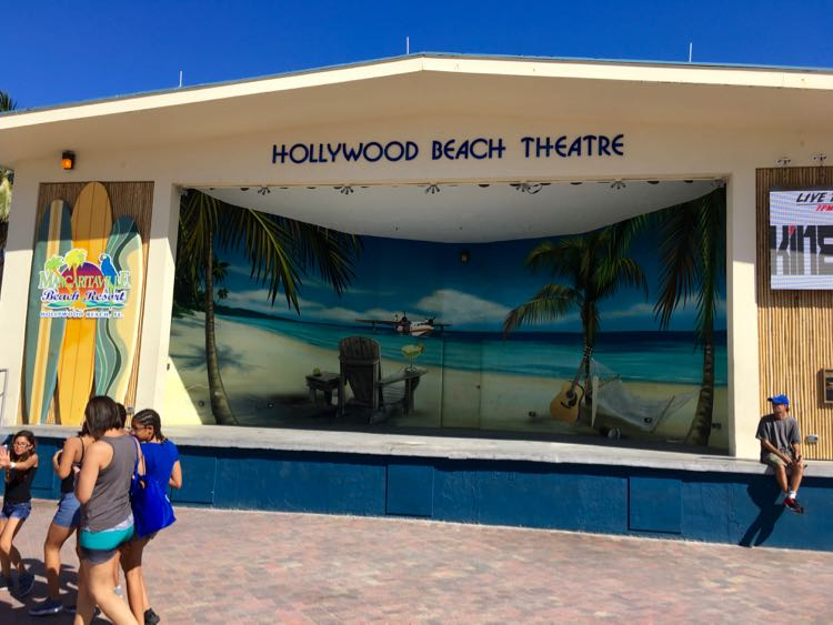 Hollywood Beach Theatre (Bandshell) at Margaritaville Beach Resort