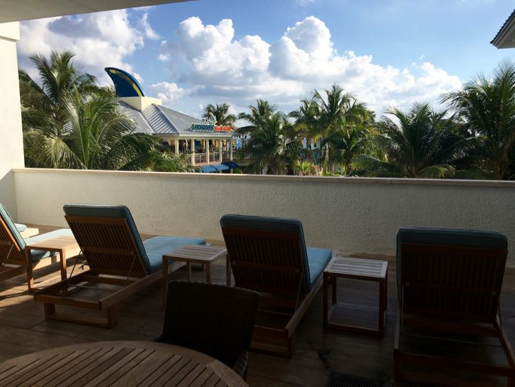 Margaritaville Beach Resort: St. Somewhere spa