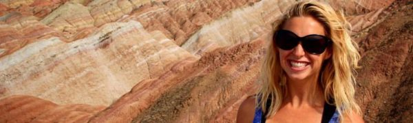 McCool Travel interview with Sarah Gallo, The Five Foot Traveler