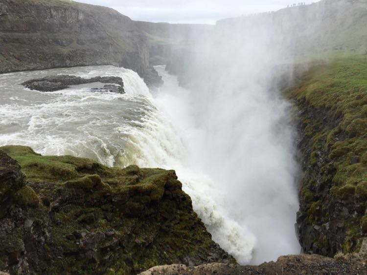 Gullfoss Golden Circle Iceland