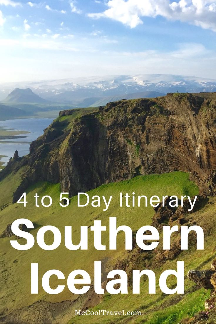This flexible Southern Iceland itinerary takes advantage of long summer days to pack a lot of beauty and fun into your visit to the land of fire and ice.