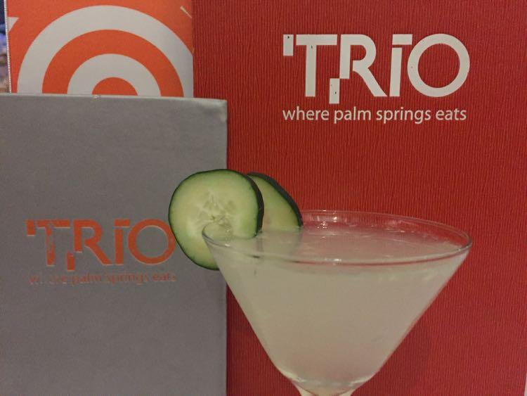 Trio Restaurant Palm Springs, California