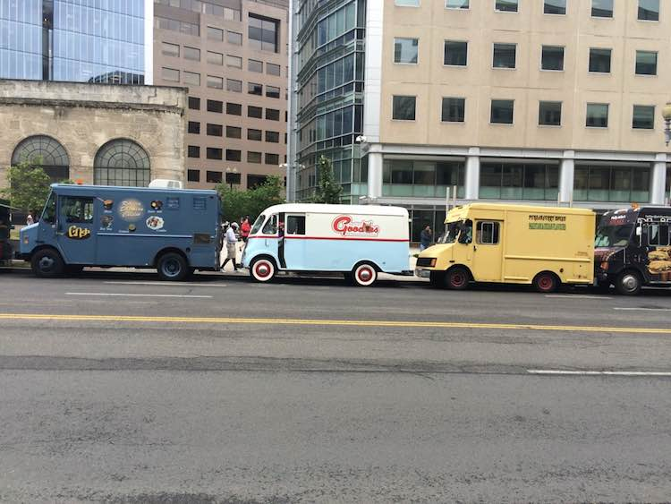 8 Great Washington Dc Food Trucks Mccool Travel