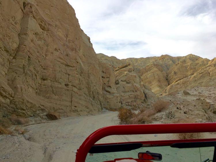 Desert Adventure jeep tour Palm Springs