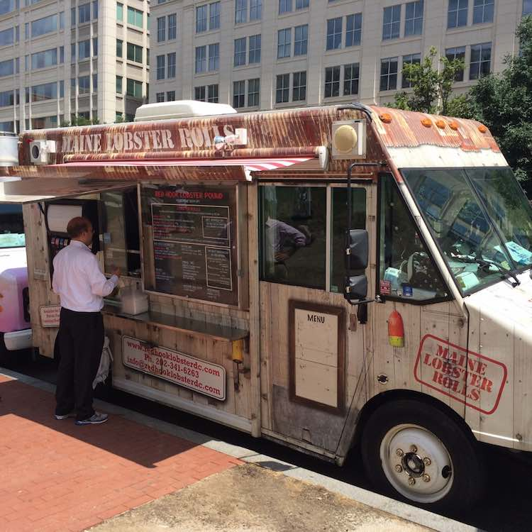 DC food trucks: Red Hook Lobster Pound