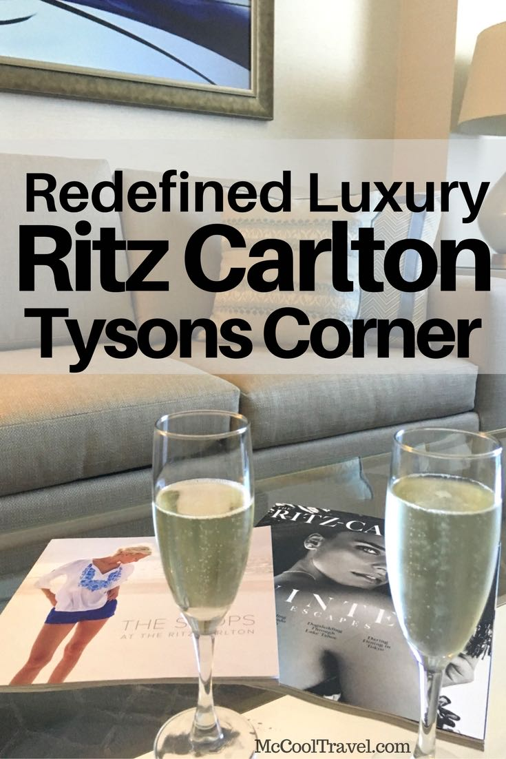 Ritz Carlton Tysons Corner redefines luxury in Northern Virginia and metro DC with relaxed yet upscale dining, spa, & meeting facilities for travel & local.