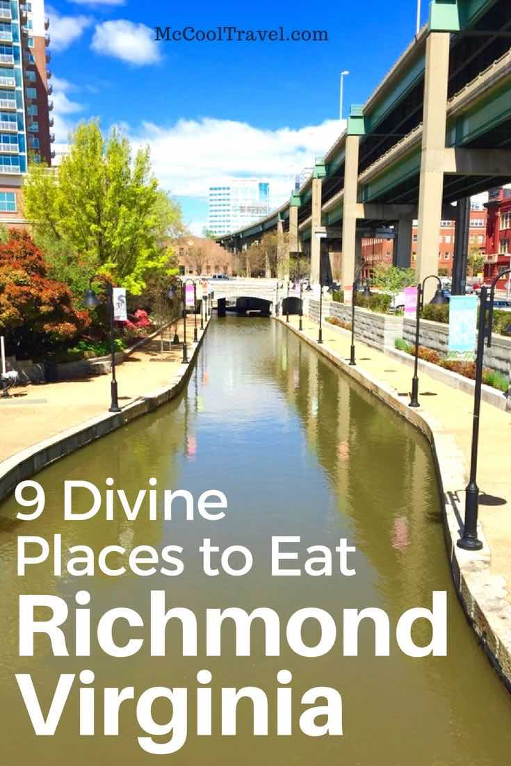 There are a variety of places to eat in Richmond Virginia. I asked local experts for places to eat in Richmond Virginia that are local favorites.