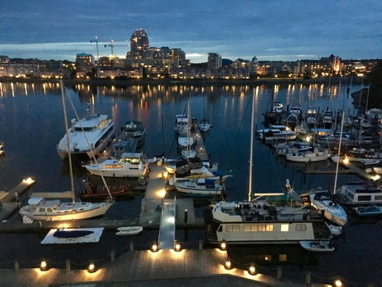 Victoria, British Columbia, Canada. Victoria Canada Hotels. Article and photo by Charles McCool for McCool Travel.