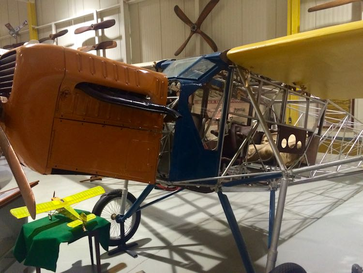 Curtiss Aviation Museum, Hammondsport, New York
