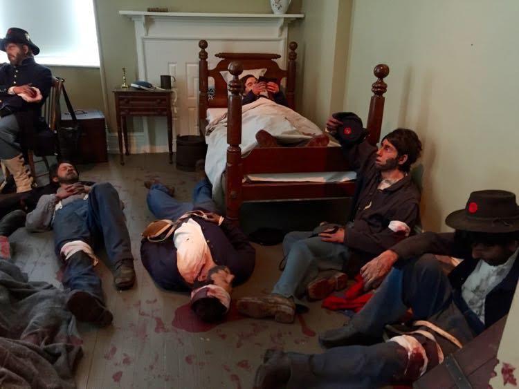 Seminary Ridge Museum, Gettysburg, Pennsylvania