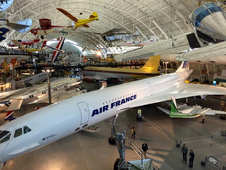 Udvar-Hazy Center, Centreville, Virginia