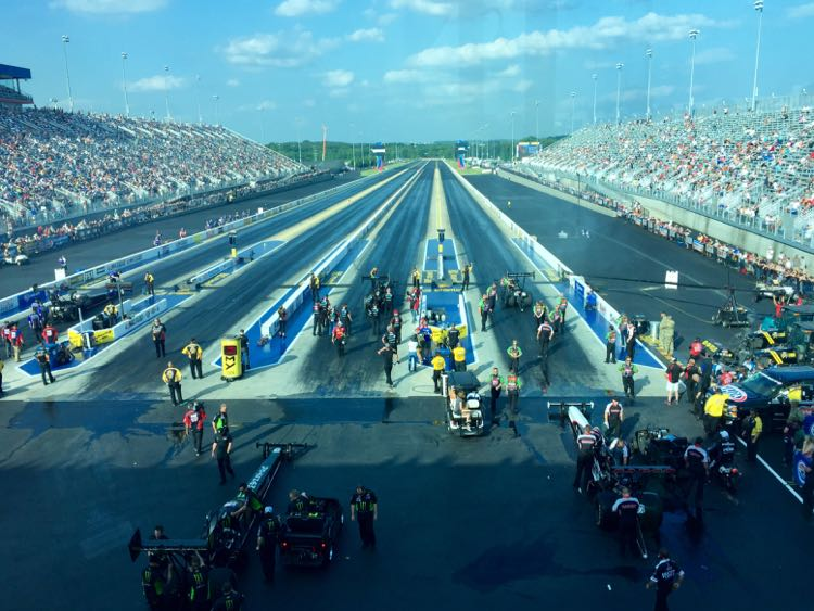 zMAX Dragway Cabarrus County NC