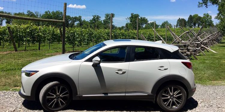 5 fun reasons to drive the Mazda CX-3