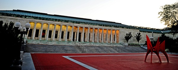 Museums of Midwest US: Toledo Museum of Art