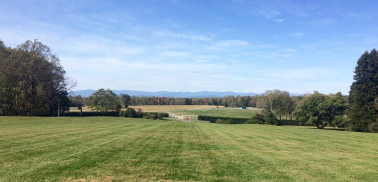 Great places to visit in Charlottesville Virginia. Article and photo by Charles McCool for McCool Travel.