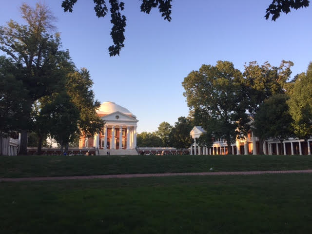 Great places to visit in Charlottesville Virginia. Article by Charles McCool for McCool Travel.