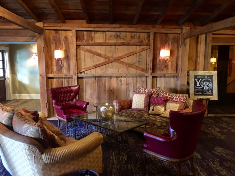 Pennsylvania Luxury Lodging: Inn at Leola Village. Article and photo by Charles McCool for McCool Travel.