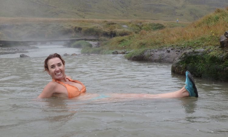 5 Divine Thermal Soaks in Iceland. Article and photo by Heidi Siefkas for McCool Travel.