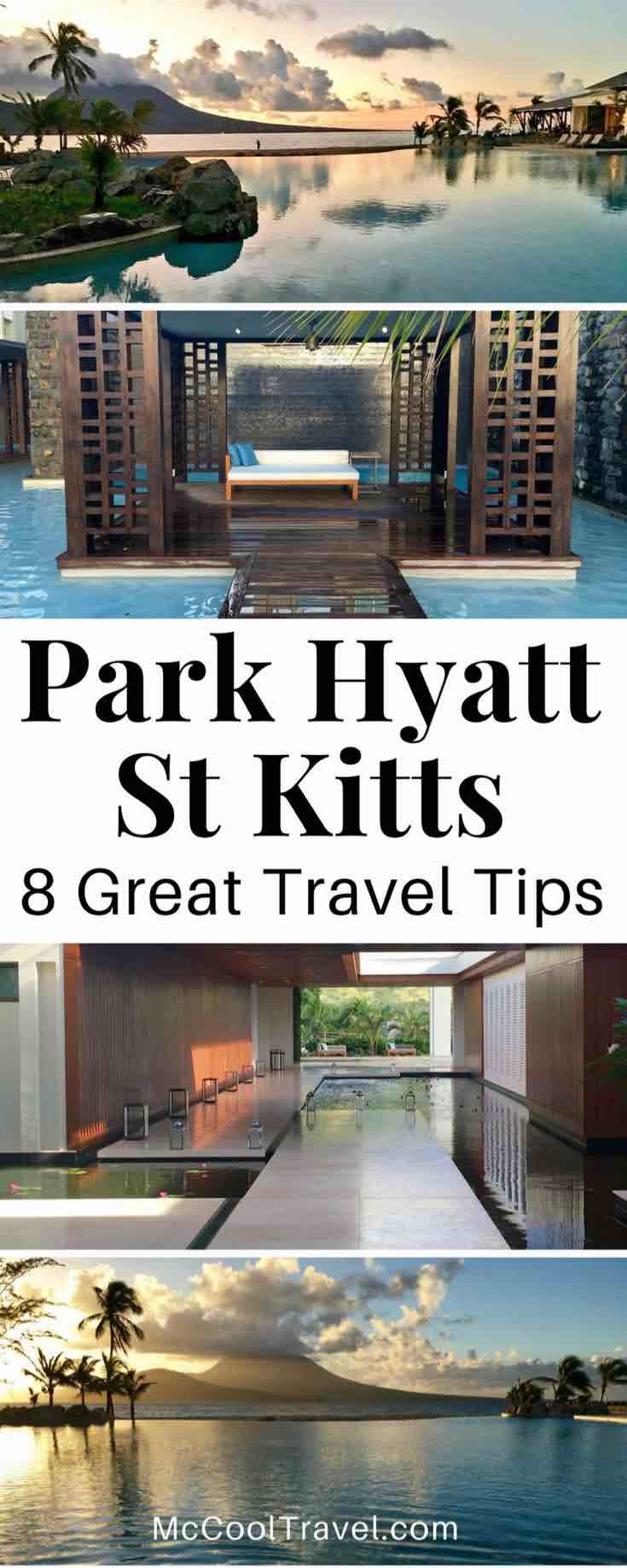 Park Hyatt St Kitts | Read on for what to pack, what to expect, secret places to visit, at the spectacular Park Hyatt St. Kitts in West Indies, Caribbean.