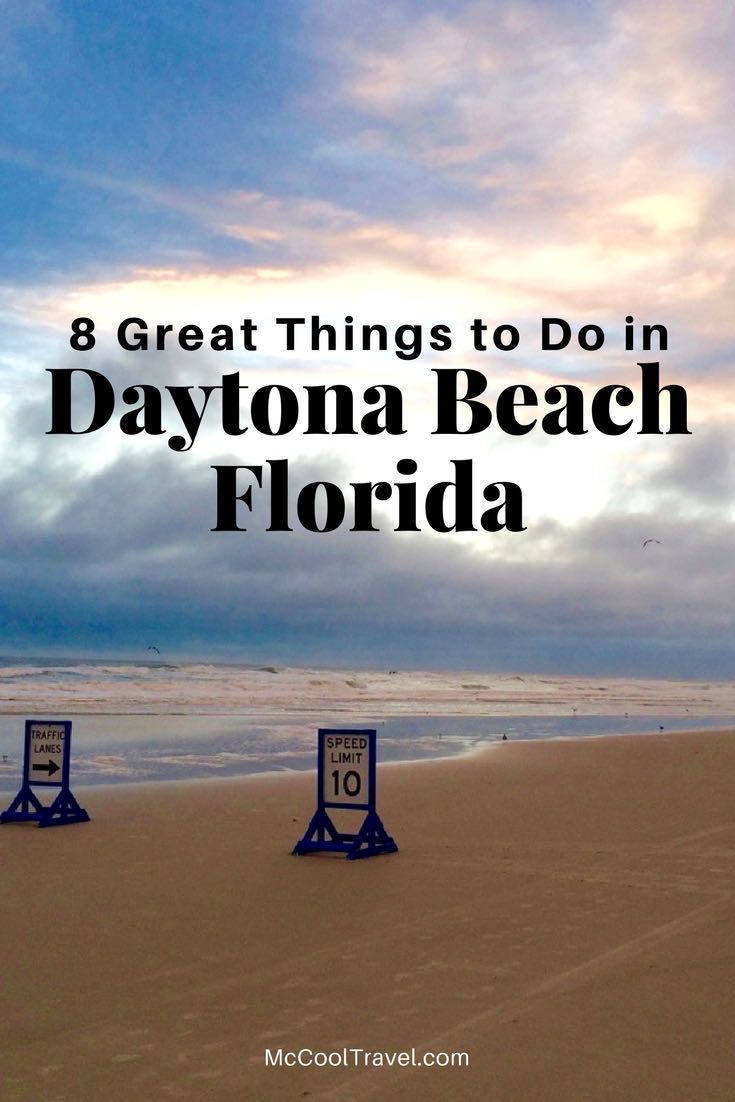 Things To Do In Daytona Beach While Visions Of Nascar Dance Your Head