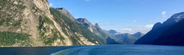 Viking Cruises Into the Midnight Sun journey